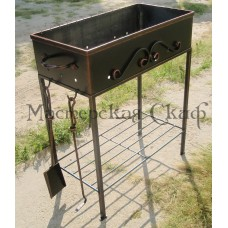 Кованый мангал М-002 Класик