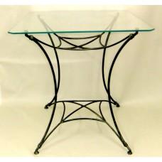 Кованый стол Т-003