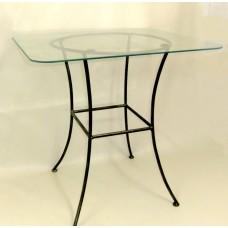 Кованый стол Т-004